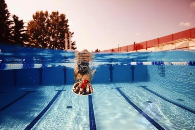entrainement natation débutant