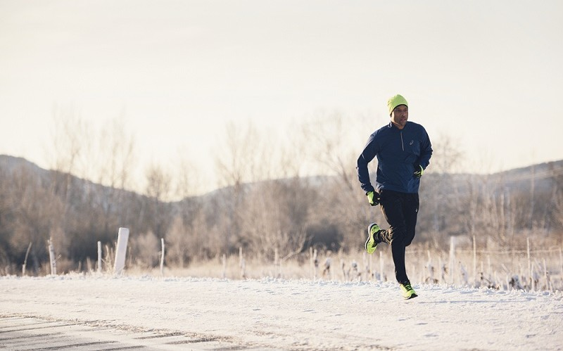 Courir en hiver | Guide Wiggle