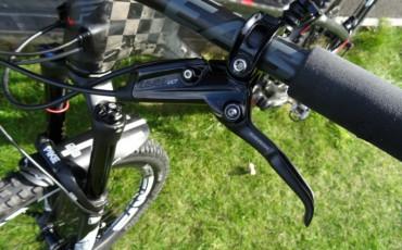 SRAM Level brake guide