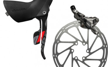 SRAM road bike disc brakes